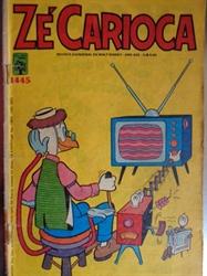Imagem de   ZÉ CARIOCA Nº 1445