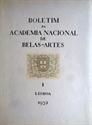 Imagem para categoria BOLETIM DA ACADEMIA DE BELAS-ARTES