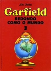 Imagem de  GARFIELD REDONDO COMO O MUNDO - Nº 3