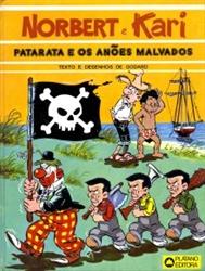 Imagem de   NORBERT E KARI - PATARATA E OS ANÕES MALVADOS