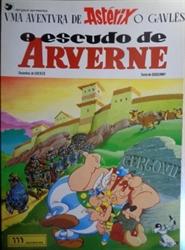 Imagem de  ASTÉRIX - O ESCUDO DE ARVERNE