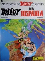 Imagem de  ASTÉRIX NA HISPANIA