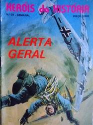 Imagem de  HEROIS DA HISTORIA Nº 31