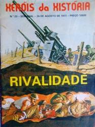 Imagem de  HEROIS DA HISTORIA Nº 23