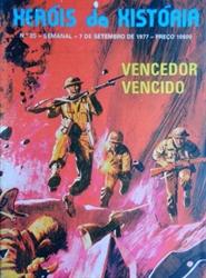 Imagem de  HEROIS DA HISTORIA Nº 25