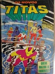 Imagem de   OS NOVOS TITÃS Nº 13