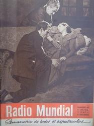 Imagem de   RADIO  MUNDIAL - Nº 49 - 5 DE DEZEMBRO - 1947