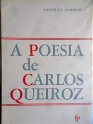 Imagem de  A Poesia de Carlos Queiroz