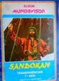 Imagem de ALBUM MUNDOVISOR  SANDOKAN