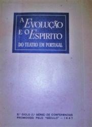 Imagem de  A evolução e o espírito do teatro em Portugal
