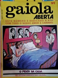 Imagem de  GAIOLA ABERTA - 91