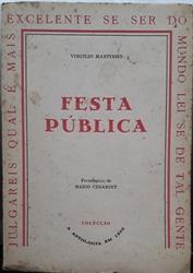 Imagem de FESTA PÚBLICA