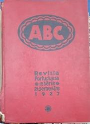 Imagem de  ABC - 1 série - 2 semestre 1927