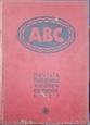 Imagem de  ABC - 1 série - 1 semestre 1921
