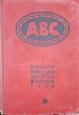 Imagem de   ABC - 1 série - 2 semestre 1928