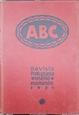 Imagem de ABC - 1 série - 1 semestre 1924