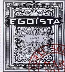 Imagem de   EGOÍSTA '--  48