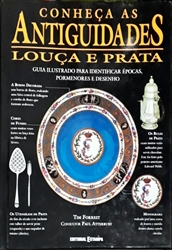 Imagem de  CONHEÇA  AS ANTIGUIDADES louca e prata