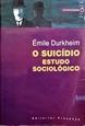 Imagem de O suicídio estudo sociológico