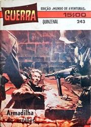 Imagem de   GUERRA Nº 243