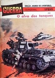 Imagem de  GUERRA Nº 260