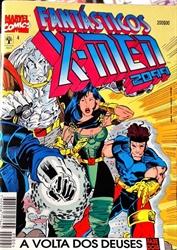 Imagem de  Fantásticos x-men 2099 - 4