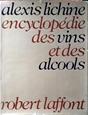 Imagem de ENCYCLOPEDIE DES VINS ET DES ALCOOLS