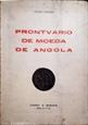 Imagem de PRONTUÁRIO DE MOEDA DE ANGOLA
