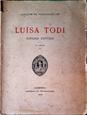 Imagem de  LUÍSA TODI: Estudo Crítico.