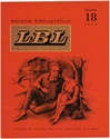Imagem para categoria Boletim bibliográfico - LBL