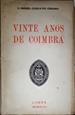 Imagem de Vinte  Anos de Coimbra