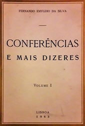 Imagem de CONFERÊNCIAS E MAIS DIZERES - VOL I e II