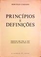 Imagem de Princípios e definições